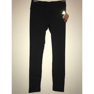NWT Reebok Black 7/8 Length Legging Size XS